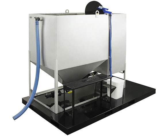 oil water separator systems